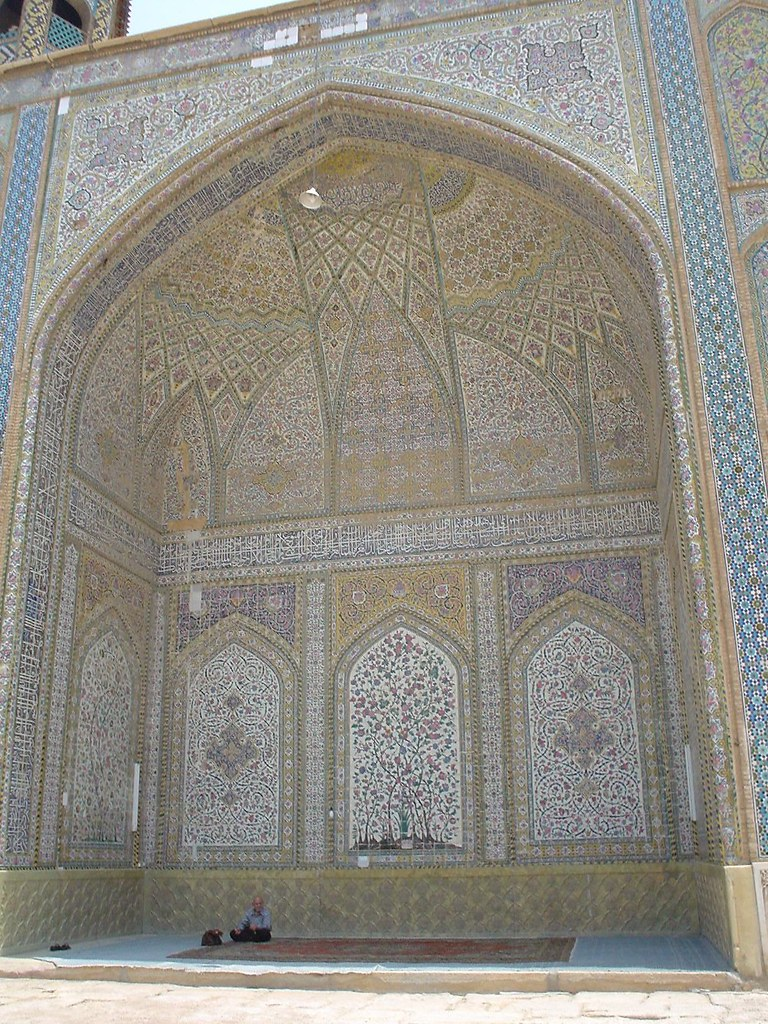 Shiraz 2003  - Madrasey-y Khan (Khan Seminary)