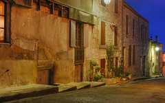 The Old Street to The Bastide HDR (David Giral | davidgiralphoto.com) Tags: street david france rural nikon village lot villages medieval historic d200 rue et garonne middleages 47 mdieval bastide aquitaine giral nikond200 18200mmf3556gvr monflanquin copyrightdgiral davidgiral flickrdiamond pitorresque pitorresques ruraux