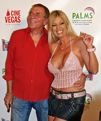 Don Hollywood & Brooke Hunter (sarahinvegas) Tags: palms lasvegas premiere redcarpet cinevegas skincity donhollywood brookehunter