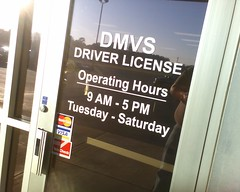 At the DMV by @cdharrison on Flickr