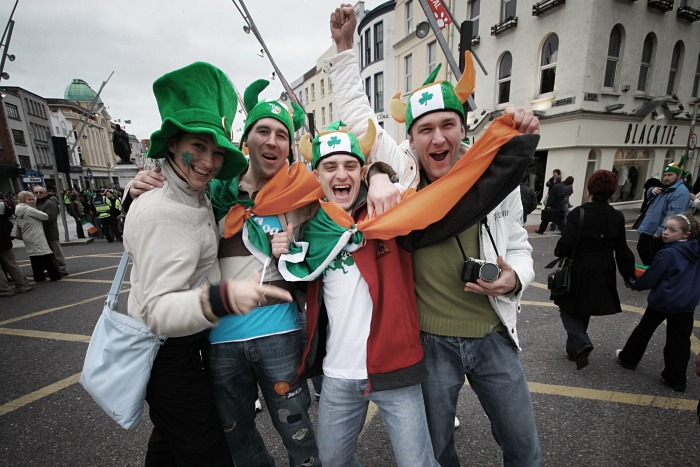 Patrick's Day in pictures