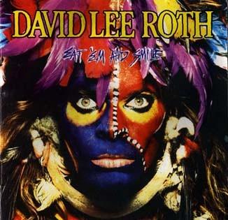 David Lee Roth 1986