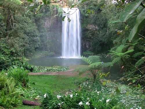 Milla Milla Falls on the Milla Milla Falls