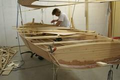 Seggerling5 (bootsbauersven) Tags: segelboot seggerling selbstbau