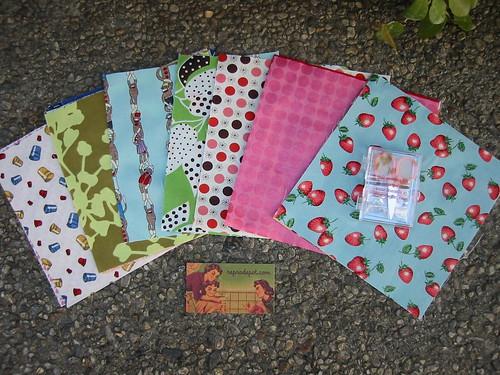 Repro Depot fabrics in the Sampler!