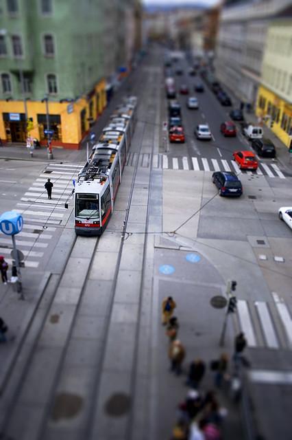 Plastic People Need Public Transport Too