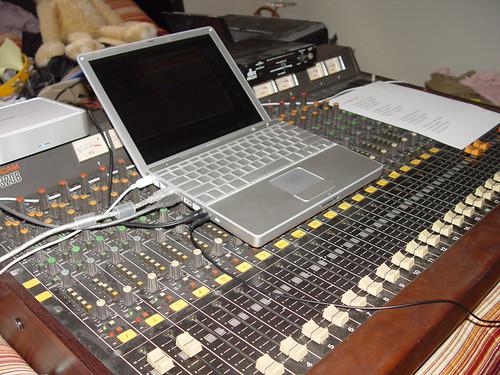 Recording again....