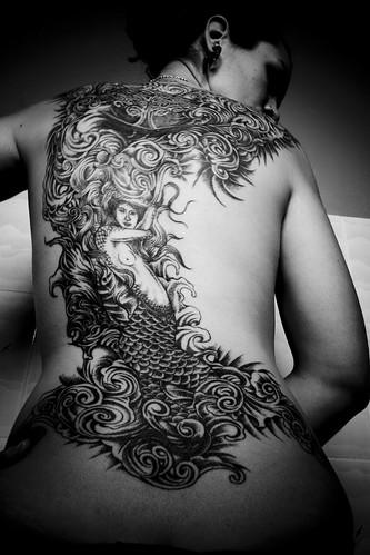 Bamboo Tattoo Thailand Designs