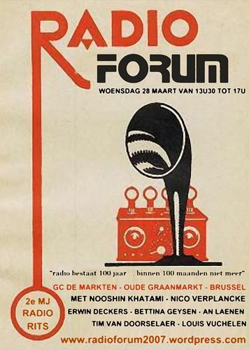 radioforum 2007