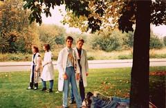 Frat Boys : Aesculapia Doop 1986 (spoedman) Tags: frat christophe 1986 laurent ua uia ruca spoedman christophelaurent aesculapia universityofantwerp