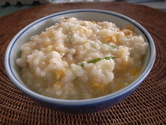 Rice gruel