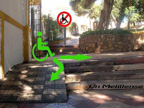 acceso minusv+ílidos parque lobera 1 copia