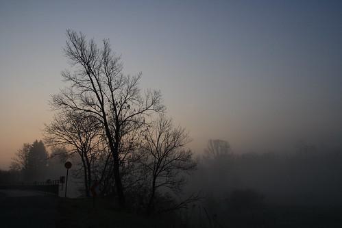 Hainberg am Morgen