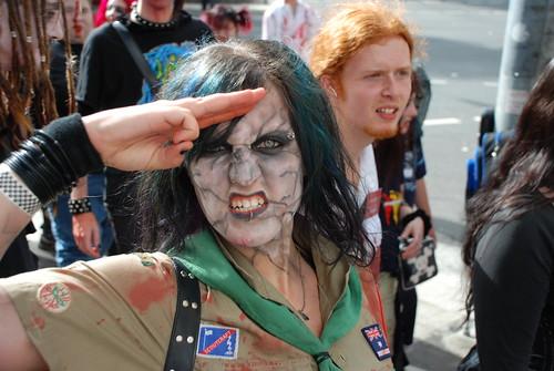 Brisbane Zombie Walk - 2007