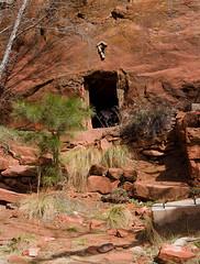 Framed Cave