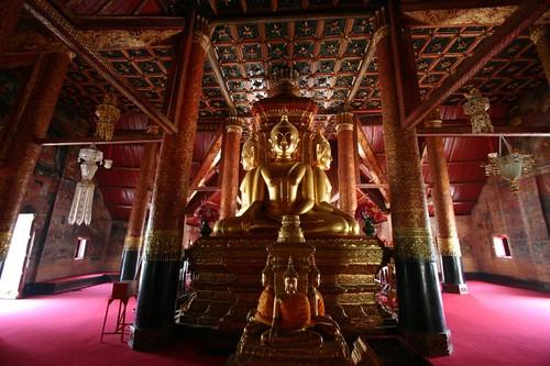 Wat Phumin. Nan. NE Thailand.