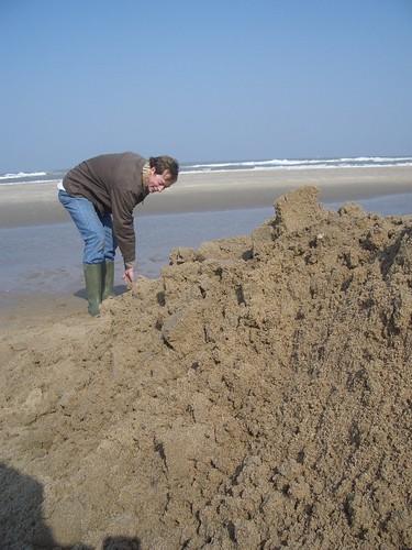 Château de sable 1