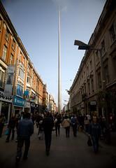 Spire, Dublin (C) 2006