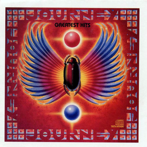 journey greatest hits album cover. Journey Greatest hits album