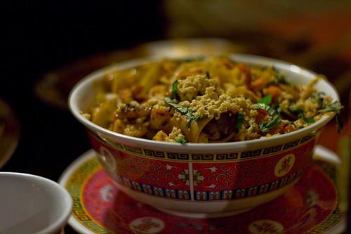Comida en Pjnom Penh