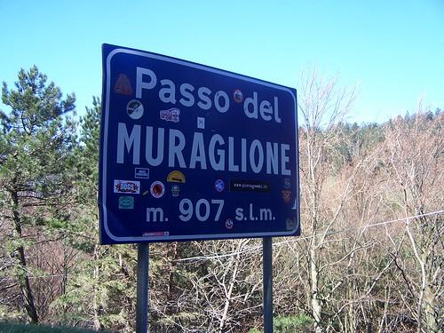 Passo del Muraglione