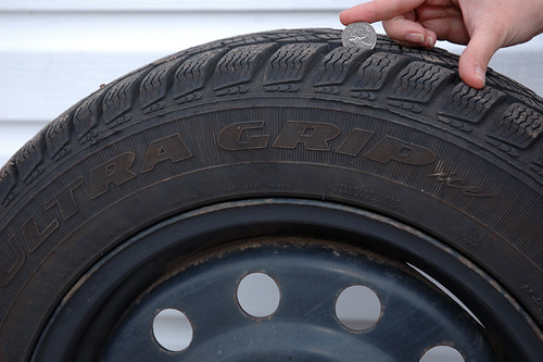 For sale! Goodyear artic ice 195-60-R15