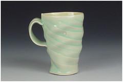 Scott Jennings: Cup (ajdonald17) Tags: show art cup scott ceramic ceramics pot pots cups clay jennings tumbler charliecummings cuptheintimateobjectiii