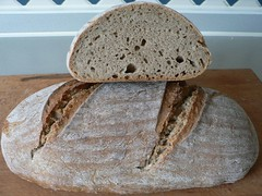 German Farmhouse Bread