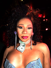 Drag Queen Mizery (greenmelinda) Tags: boston drag queen dragqueen jacques jaques mizery