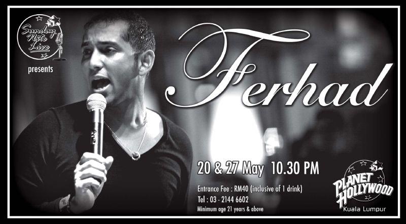 Ferhad flyers