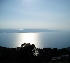 zadar, Sv.Mihovil (ivankardum1) Tags: blue sea sky europe croatia zadar dalmacija ugljan preko svmihovil