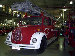 Classic Alicante Fire Department (DeFerrol) Tags: auto classic cars fire alicante bomberos department antic