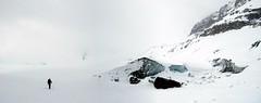 Ex-glacier