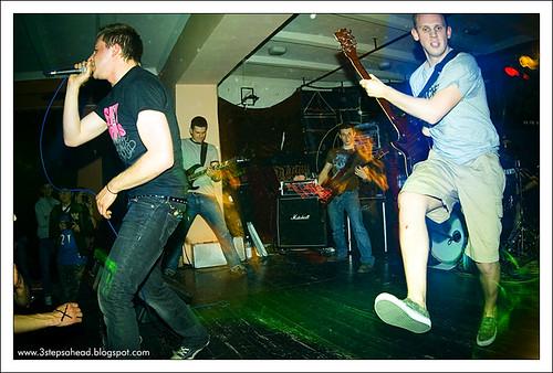 Shackled Down @ Bedzin (21-04-2007)