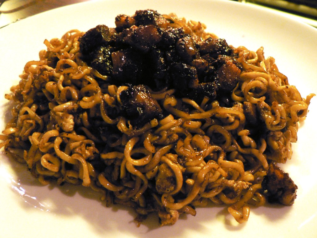 korean noodles