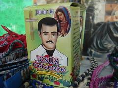 Jabon de Jesus Malverde/Jesus Malverde soap