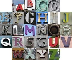 3D (convex) letters