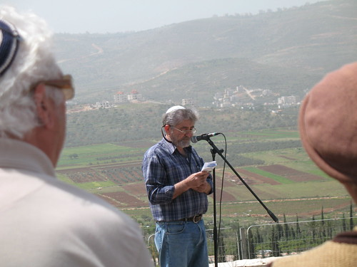 Moshe Keinan and the Valley of Shiloh