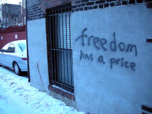 La libertad tiene un precio por Daquella manera.