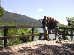 The Gang At Cape Trib!