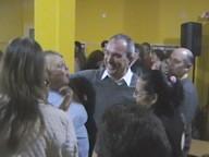Int. Sergio Cóser y público presente