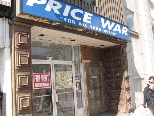 Losing the Price War