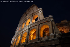 Colisseum side (BRUNO MNDEZ PHOTOGRAPHY) Tags: light rome roma stone night noche bravo circo stones foro romano coliseo nocturna colisseum gladiator piedras piedra gladiadores mndez abigfave anawesomeshot superaplus aplusphoto irresistiblebeauty superbmasterpiece travelerphotos goldenphotographer diamondclassphotographer superhearts citrit brunomndez brunomndezphotography