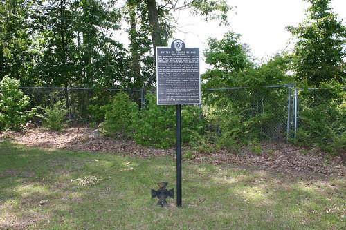 Confederate Marker