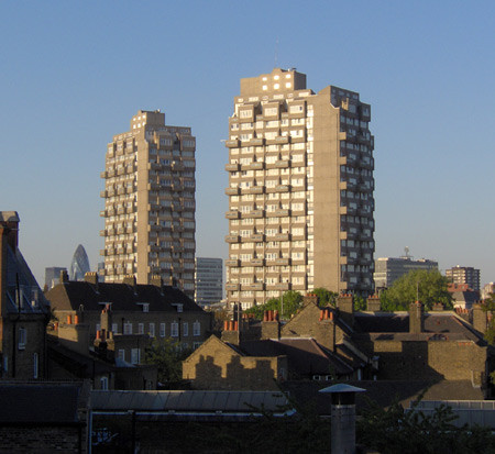 The Kennington flats