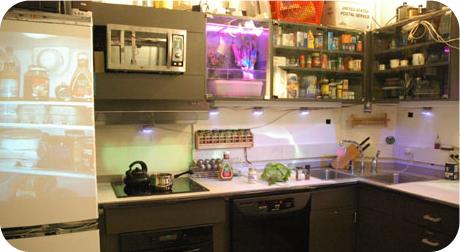 La cocina que se imaginan en el MIT