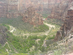 Day9c - Zion NP 01 (Zion Lodge, Utah, United States) Photo