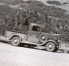 chevrolet pickup 1934