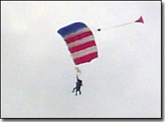 K Tandem Skydiving