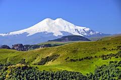 Elbrus (Фотографии Нальчика) Tags: нальчик nalchik caucasus elbrus circassian